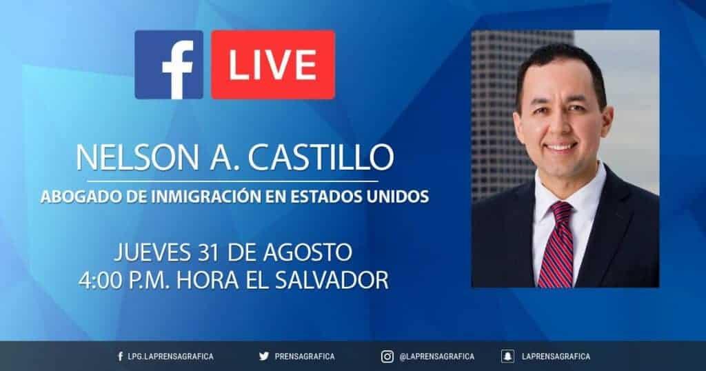 Facebook Live Prensa Grafica