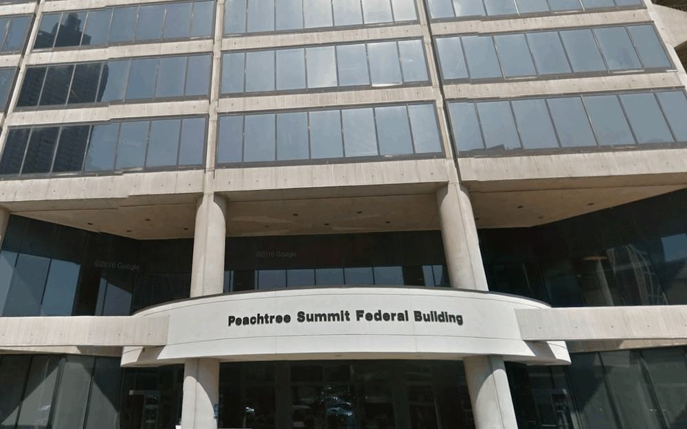 Peachtree summit building Atlanta