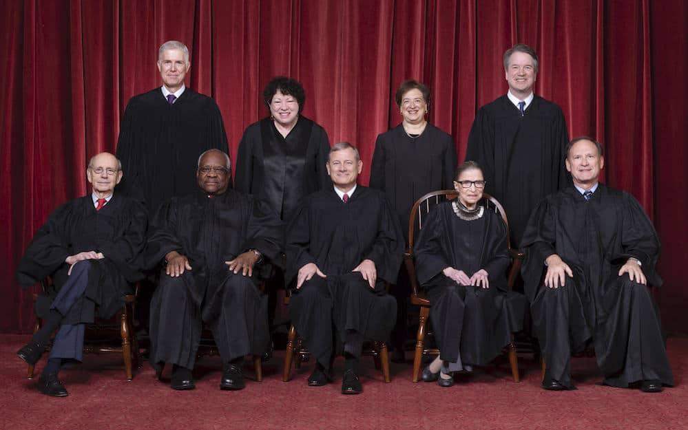 Corte Suprema EEUU 2019
