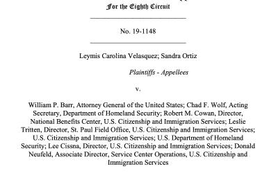 Corte Federal dice que ciertos inmigrantes con TPS pueden tramitar residencia permanente